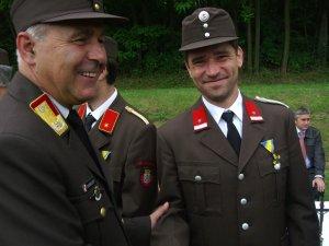 LM Roman Zobl ausgezeichnet mit dem NÖ Verdienstzeichen 3.Klasse