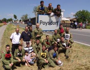 Poysdorf wir waren dabei!