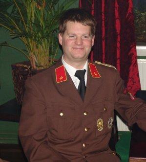 BI Josef Strasser wiederum 2. FW-KDT-Stellvertreter