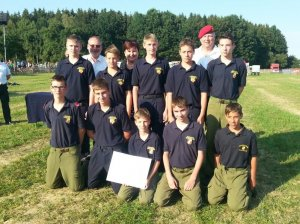 Junior-Fire-Cup Rang 4