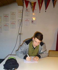 Florian Stella: 3.Erprobung